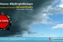 #prepared #BeBrightBeSeen / #BeBrightBeSeen is about high visibility for safety. For personal preparedness this is about #RoadSafety and #rescue. Check out these FREE UK RESOURCES from trusted partners. Find out more about #30days30waysUK by visiting the website at http://30days30waysUK.org.UK