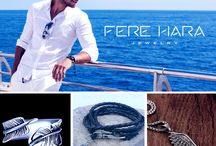 Fere Hara Jewelry Ads