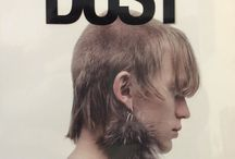 January 2016 Nice prop on @dustmagazine Beats the feather earrings I knew #dust #art #fashion #youth #adamcurtis #easterneurope #london #berlin