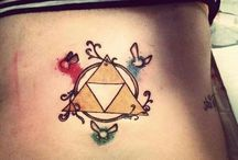 Zelda Tattoos! <3