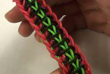 Cool rainbow loom