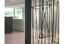 Interior architecture / Interior architecture #ropes #steelwire #rigging #safeguards #room #dividers #premiumropes #lijnenspecialist