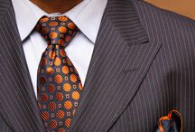 Inspiration / Ever wonder what to wear with your favorite neck tie or bow tie? What patterns work well together? What color shirt would look best? Here are some ideas that will inspire you.