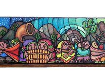 pinturas aborigen