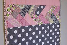 Quilt backs & blok & pillows