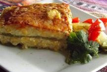 Food- Casseroles