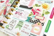 Happy Planner Layouts