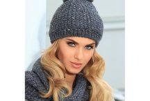 Czapki zimowe / Propozycja stylowych i eleganckich czapek na zimę.