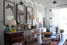 Dining Rooms / by Rachel
