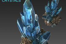Fantasy: Minerals