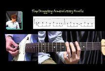 Lenny Kravitz - Guitar Lesson