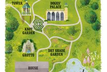 Scott Jessop /  Represented by NB Illustration Scott Jessop's illustrations are a mix of traditional and digital techniques. He has extensive background in graphic design and packaging. The garden plans are underpinned by a in depth knowledge of plants, having also qualified as a garden designer at the English Gardening School in Chelsea. Scott sets out to achieve this degree of clarity and accuracy in all his images. You can see more of his work at  http://nbillustration.co.uk/scott-jessop