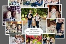 Lots of photos scrap pages