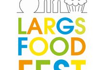 Largs Food Fest / A celebration of Scottish food and drink taking place in a marquee on the bank holiday weekend of Sat 27th and Sun 28th of May 2017 adjacent to the promenade car park. Live entertainment, cookery demos, talks and seminars and children's entertainment make this a fab day out for all the family.