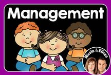 Classroom Management / Welcome! We hope you find some inspirational teaching ideas & resources while you're here. To collaborate with us, follow us and email your Pinterest link and the name of the board(s) you are interested in to NicoleAndEliceo@gmail.com Pinners, please DO limit pins to three per day, pin a variety of items and write thoughtful descriptions. Please DON'T repin items, pin paid products or invite others to this board. Thanks & happy teaching! / by Nicole and Eliceo