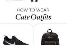 Outfits / Fashion addict
