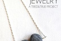Faux stones jewelry / Tutorial