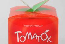 tomato packaking design