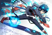 Blue Exorcist/Ao no Exorcist / I looooove these anime/manga! It's just awesome!<3