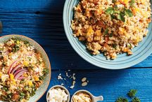 Fall Feast / Meal inspiration for your fall get togethers