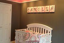 Nursery ideas / by Kellye Randall