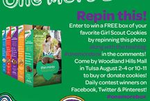 One More Box! / by Girl Scouts of Eastern Oklahoma
