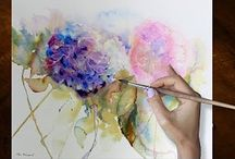 Water color ...how to paint