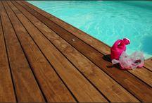 Terrasse en bois_ le Kebony : essence de bois aux teintes chaudes sans être un bois exotique !