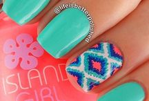 Cute and pretty nails