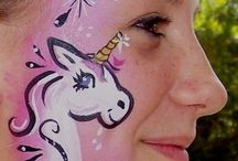 Facepainting designs