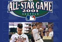 Hall of Fame shortstop night at the 2001 MLB All-Star game / Hall of Fame shortstop night at the 2001 MLB All-Star game