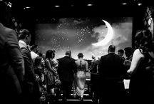 Space & Rock Real Weddings