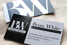 BUSINESS: Card Ideas