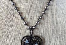 heart pendants necklaces