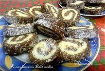 Kókuszos sütemények
