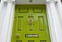 door colour