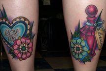 tattoos / by Kristin McPherson