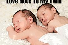 Twin Love / There is nothing like brothers' and sisters' love.. or maybe there is... twin love!!