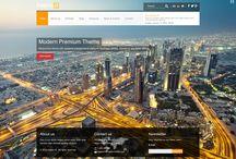 LafResponsive Website