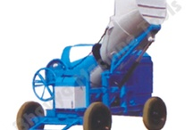Construction Machines / Bhavya Machine Tools offers a broad variety of construction machinery including concrete mixer, hydraulic type mixer, concrete mixer without hopper, half bag concrete mixer, weight batcher, slab trolley with rails, angle type tower hoist, channel type tower hoist, vibrating plate compactor and concrete block machine. These equipments are primarily used for performing various construction related tasks.