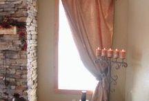 Fireplace Side Windows