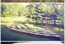 Rustic Wedding / Weddings in Texas often have a Rustic Barn theme. We want to provide fun ideas!
