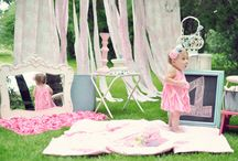 First Birthday ideas for my Baby Girl xoxox / by Charlene Thompson