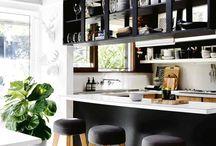 Bar Stools - Kitchen