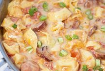 Cook in sauce pasta recipes