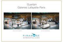 Corner Guerlain @ Galeries Lafayette Paris