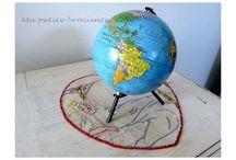 Globes terrestre