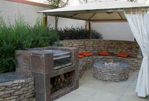 Patio / Braai Areas