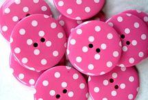 Polka Dots Every Where / Ya got to love polka dots! / by Carole Van Thomma