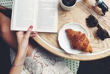 BOOKS, TEA, COFFEE... / But first, coffee